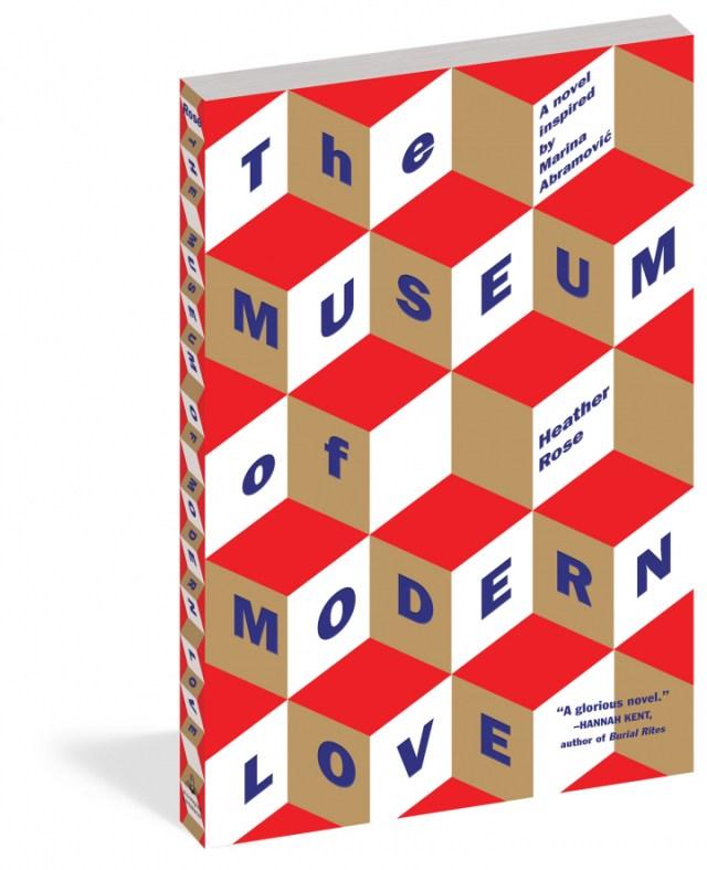 <em>The Museum of Modern Love</em> by Heather Rose