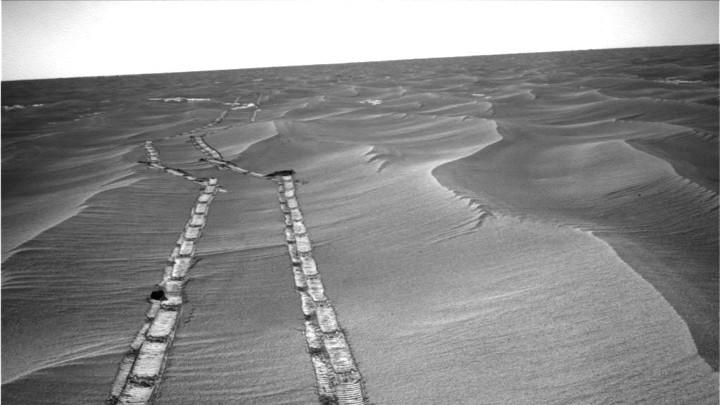 NASA Declares a Beloved Mars Mission Over