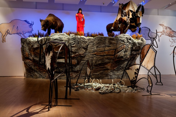 Kent Monkman's Mission to Decenter the Colonial Museum