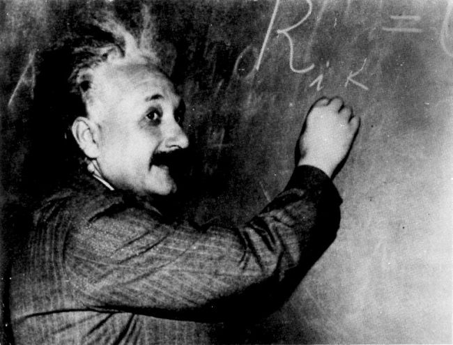 The Evidence for Einstein's Theory