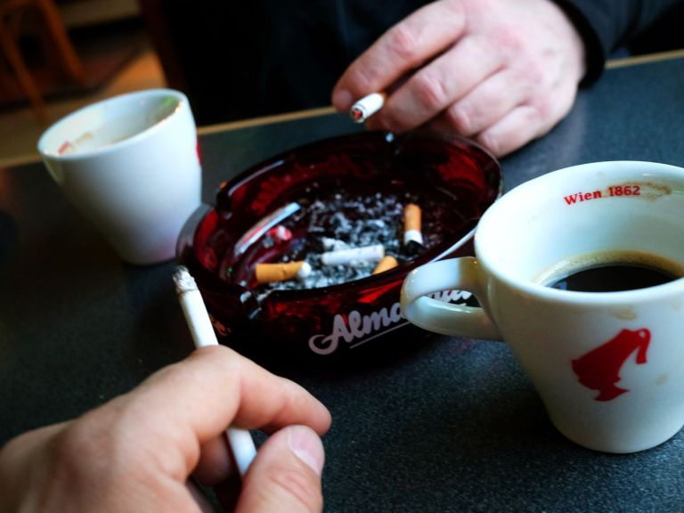 The world's most livable city is a smoker's paradise