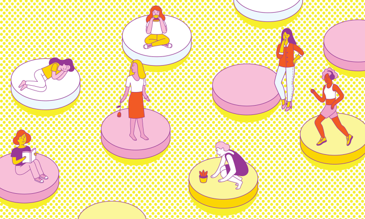Feel like a different person on the pill? Here's how it affects your mood