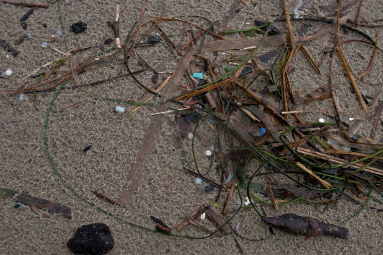 The West Is Being Won by Tiny Bits of Plastic