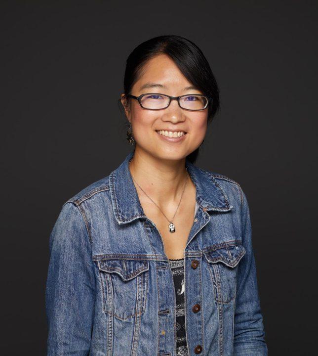 Daisy Chung Portrait