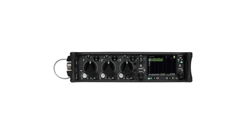 sound-devices-633-field-mixer