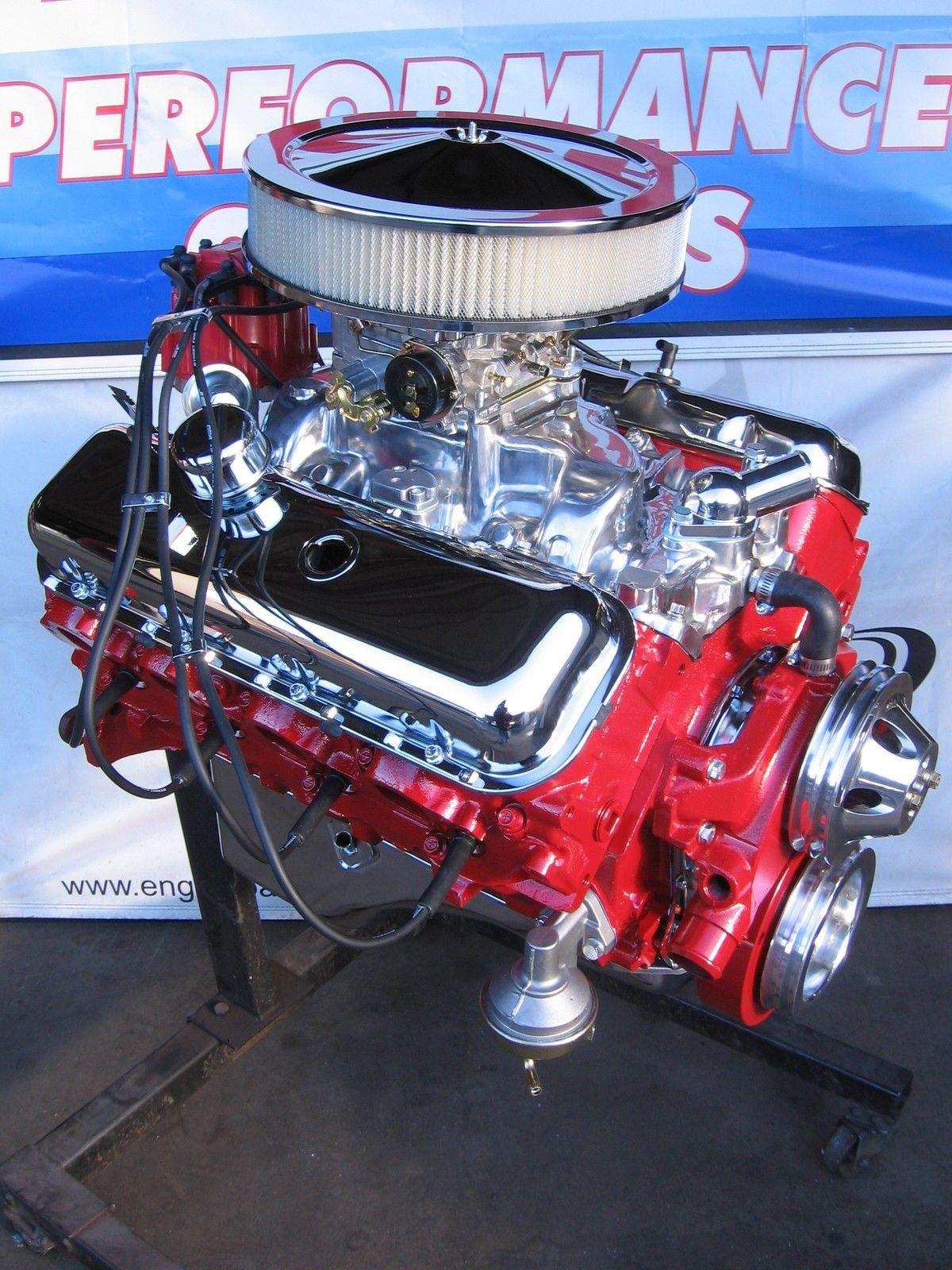 454 Horsepower : horsepower, Chevrolet, Performance, Turn-Key, Crate, Engine, Engines