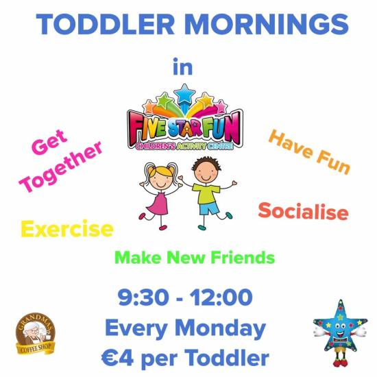 Toddler Mornings from September 2016