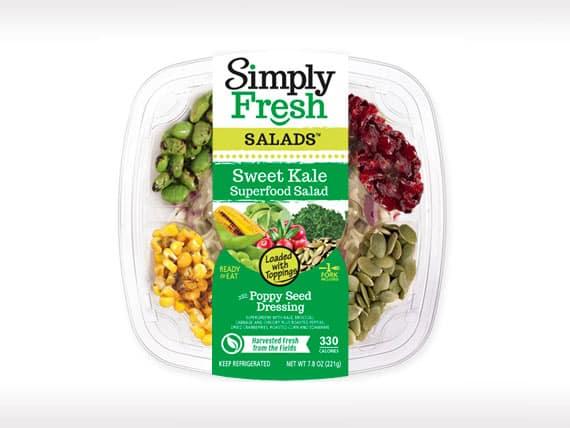 Sweet Kale<br>Superfood Salad