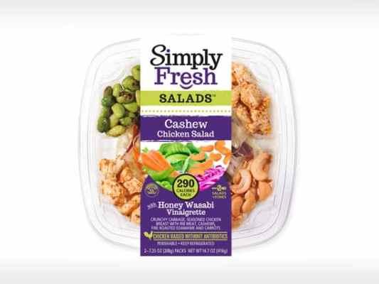 Cashew Chicken<br>Salad