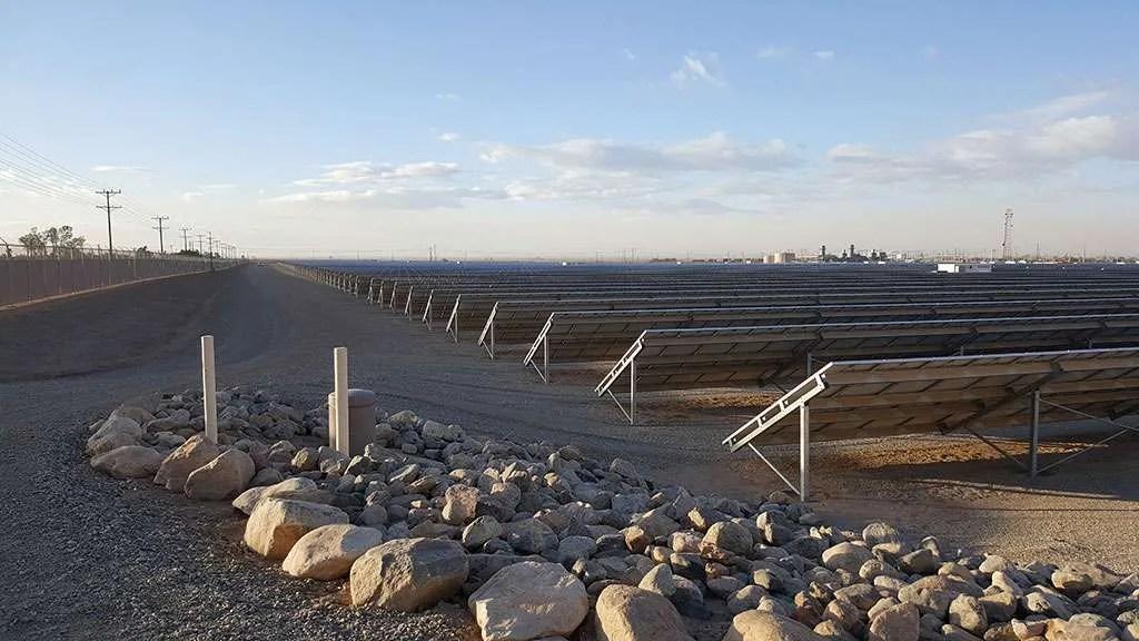IVSC Solar Project