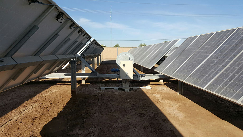 Sol Orchard 20 MW Solar Plant