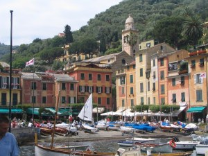 Portofino in Italy is a wonderful place to visit.