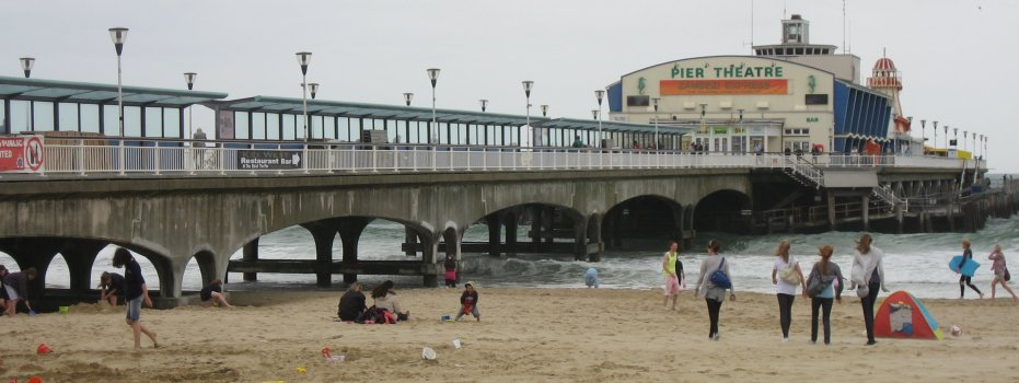 Bournemouth-Pier-beach