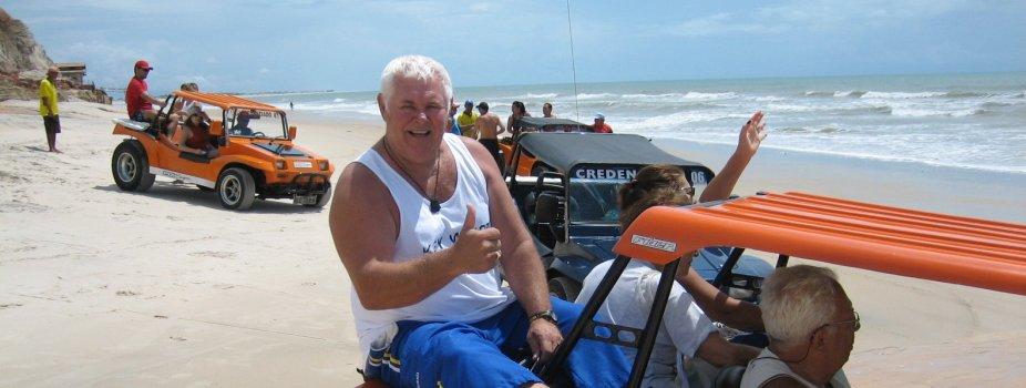 Canoa-Quebrada-Brazil-beach-colored-sands-