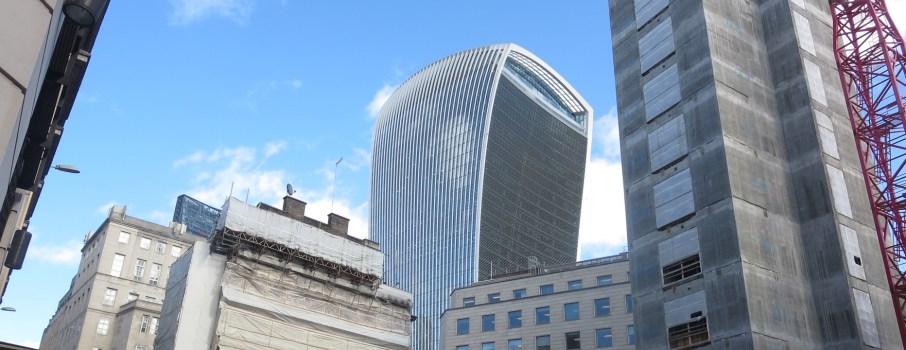 London-Shard-Gherkin-Walkie Talkie