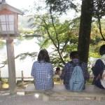 Kenrokuen-Garden-Kanazawa-Japan