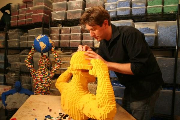 Five Takeaways Of Lego Nathan Sawaya
