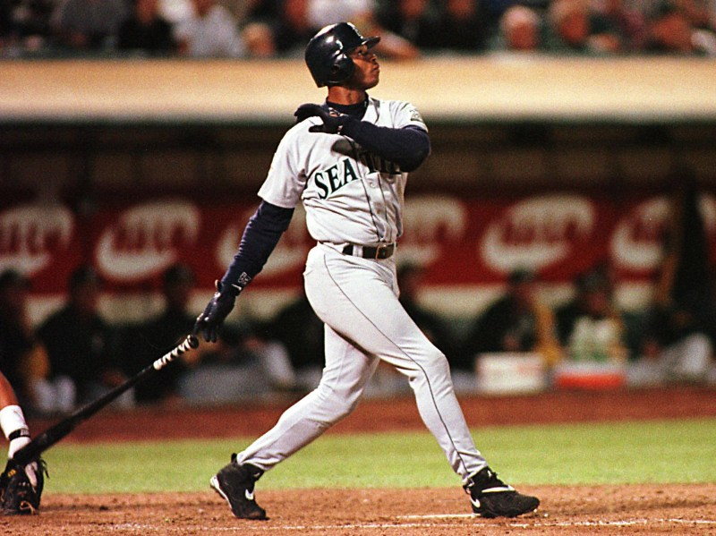 Griffey In His Prime Was The Second Coming Of Willie Mays ...