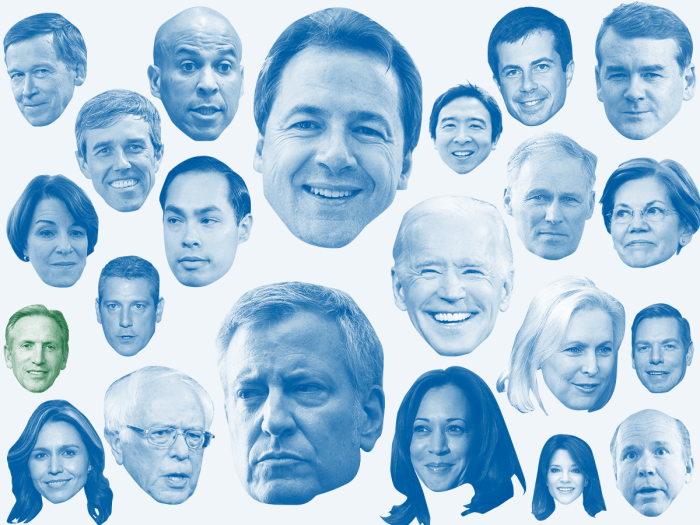 What The Potential 2020 Candidates Are Doing And Saying, Vol. 19 ...