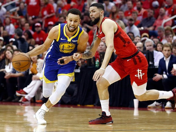 How The Warriors Finished The Rockets Fivethirtyeight