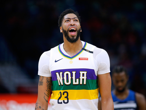 The Lakers Land Anthony Davis Ok Now What