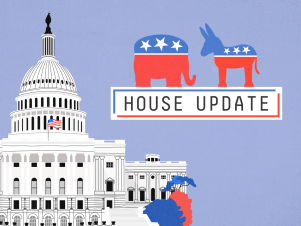 Our Forecast Thinks Democrats Will Keep The House … And Maybe Even Gain Seats | FiveThirtyEight