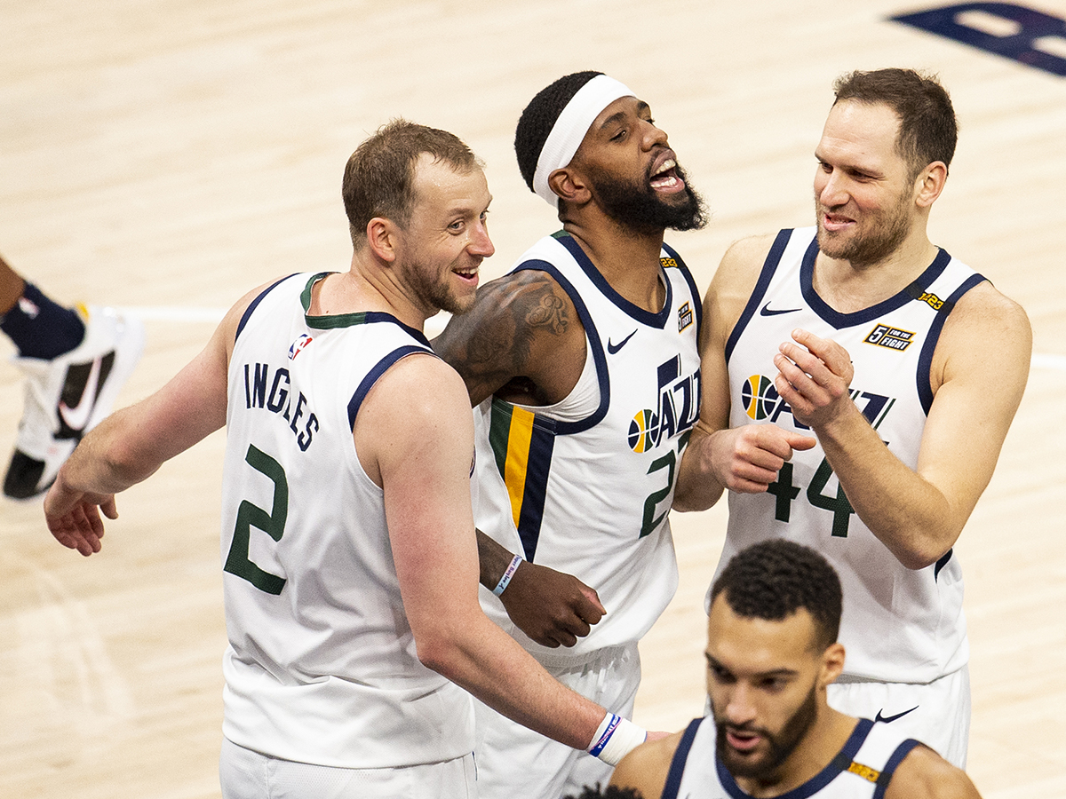 The Utah Jazz Ran It Back — And Got Way Better | FiveThirtyEight