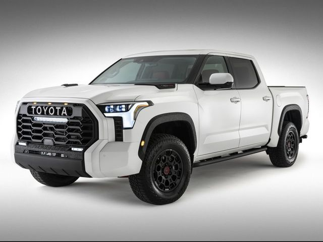 2022 Toyota Tundra TRD Pro Revealed in Official Photo