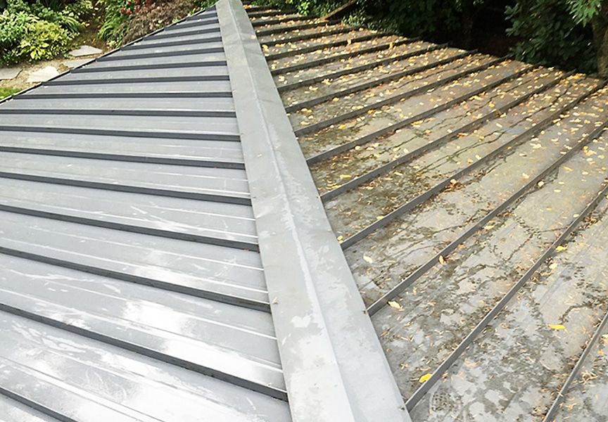 The Importance of Cleaning Metal Panels