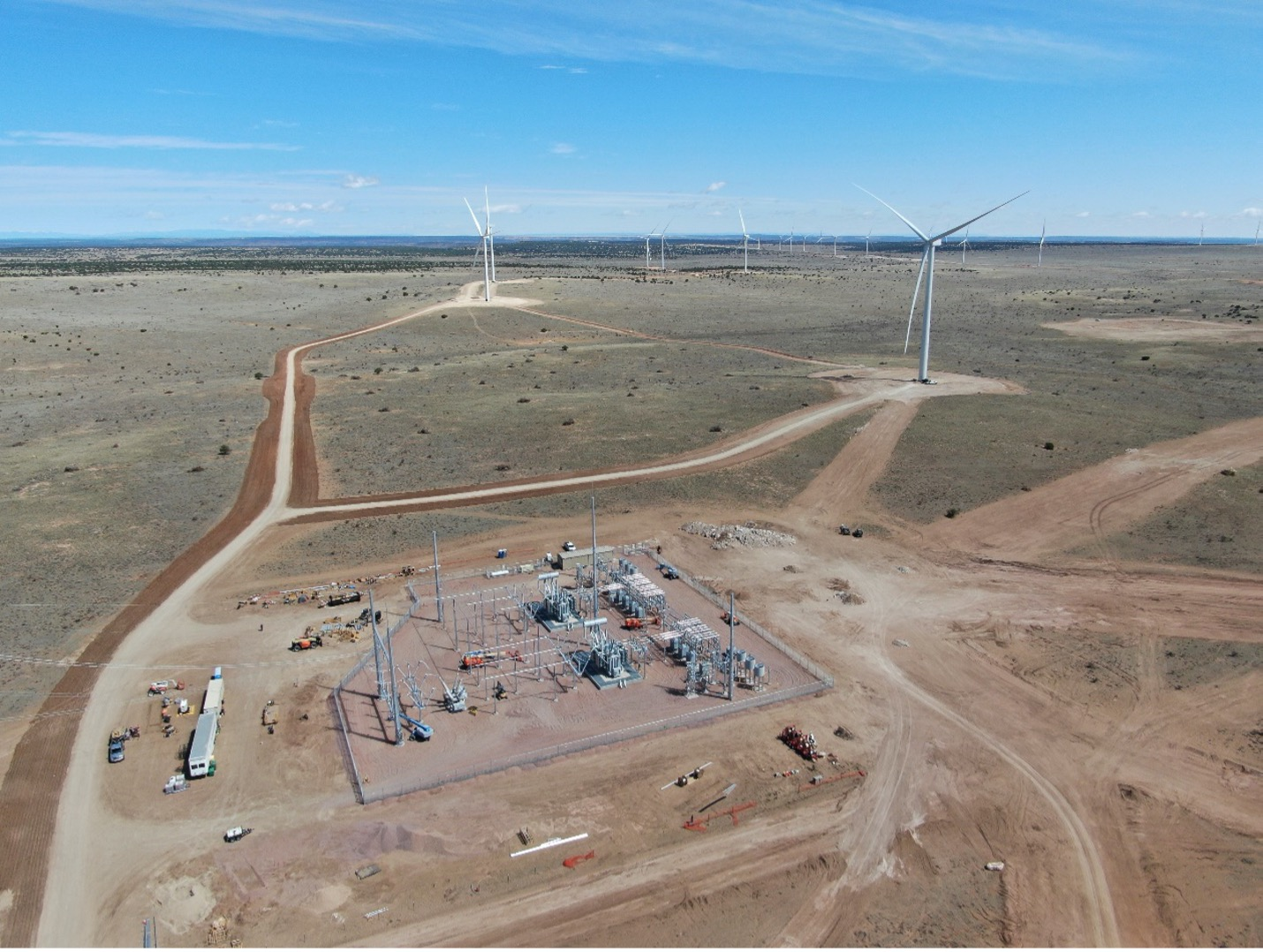 Uniper signs long-time PPA with Pattern for Western Spirit wind energy
