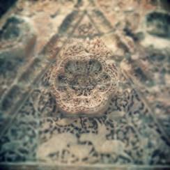 Qasr Mshatta facade