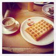 Cafe & waffle #1