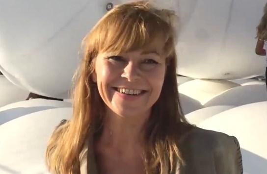 Interview with Margarete Jahrmann