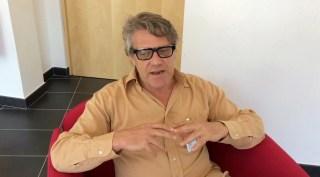 Interview with Freddy Paul Grunert