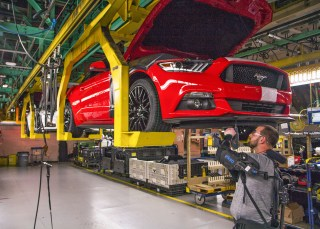 Ford thinks exoskeletons are ready for prime time in its factories