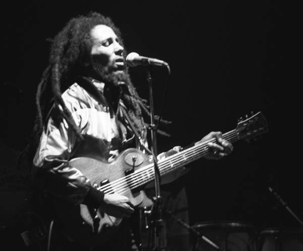 Bob Marley, property, wealth