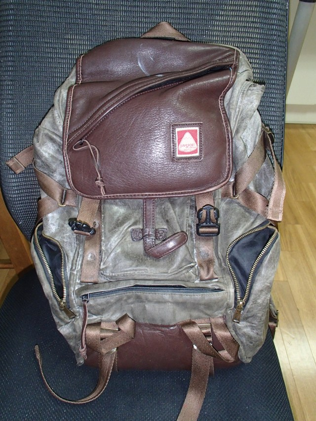 jansport, backpack