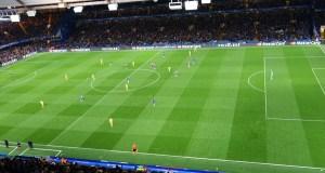 Football, Chelsea, Fulham, Goal