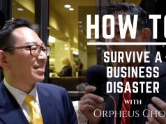 Orpheus Choy, Ben Chai, StoryWand, business