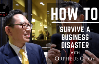Orpheus Choy, Ben Chai, StoryWand, business