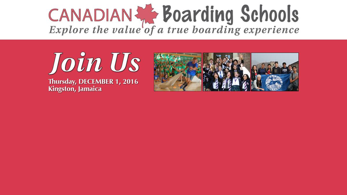 Canadian boarding