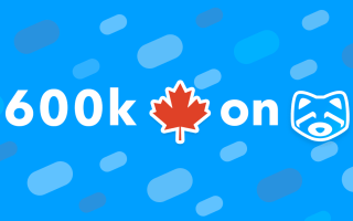 600K Canadians on shakepay