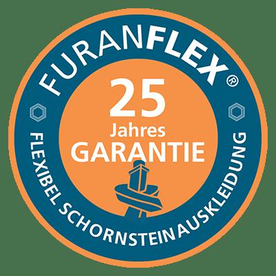 Furanflex 25 Jahre Garantie