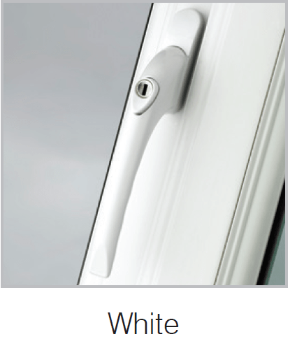 window handle inline white