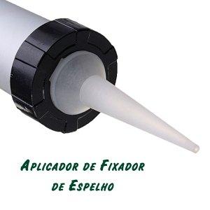 APLICADOR DO FIXADOR DE ESPELHO