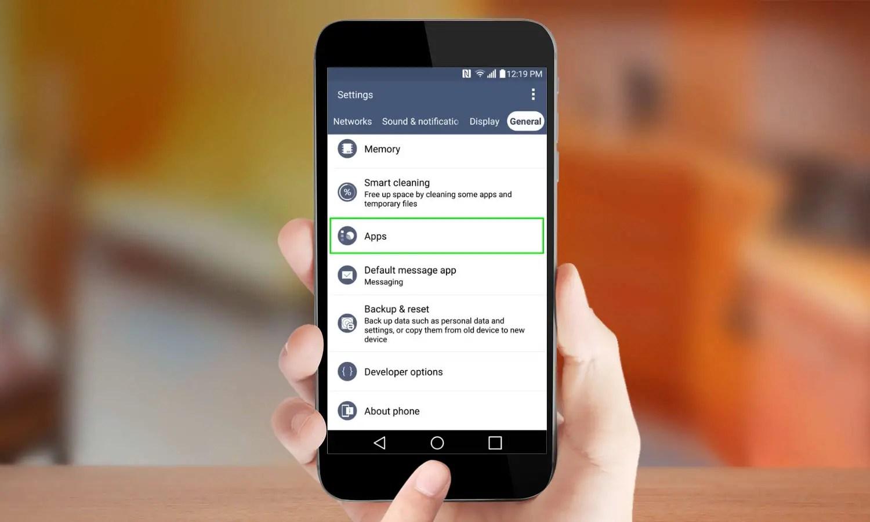 نقل التطبيقات الى الذاكرة الخارجية على هواتف أندرويد بشرح