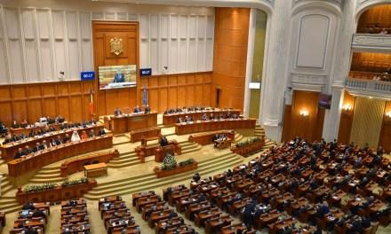 Starea de alertă a fost modificată în Parlament