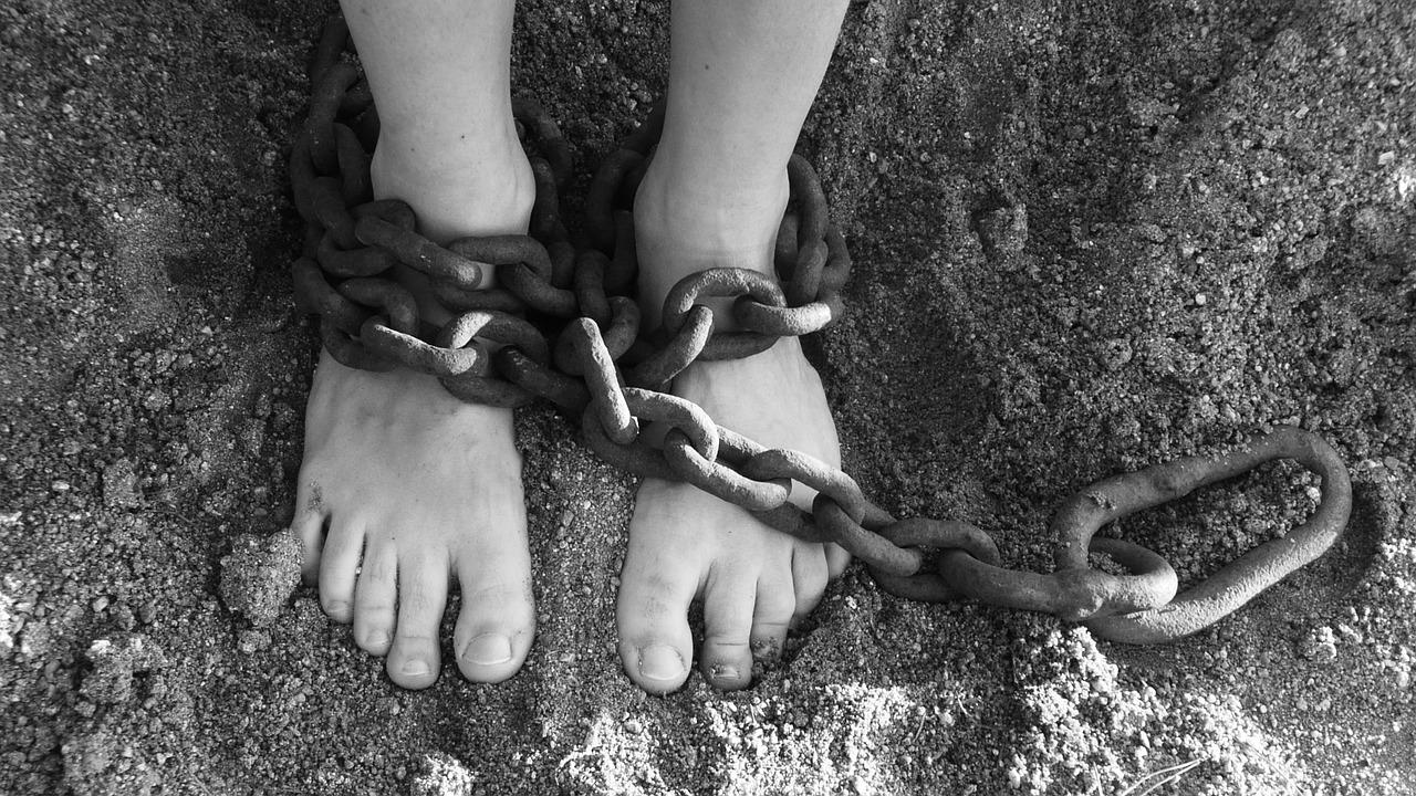 sclavie in romania
