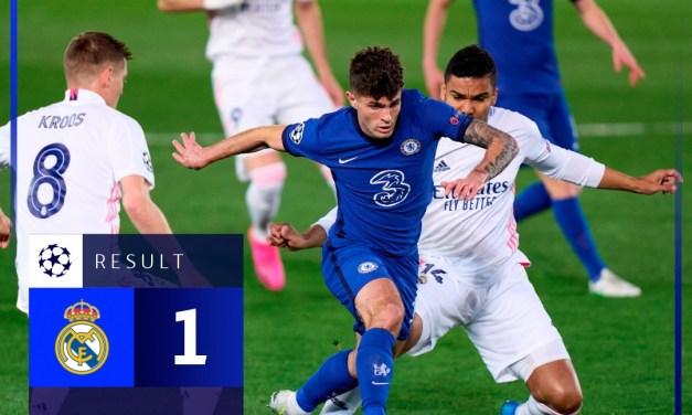 Semifinale UCL | Real Madrid – Chelsea 1-1. Chelsea pleacă favorită la calificare de la Madrid