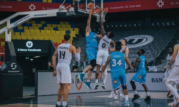 U-BT s-a impus în debutul semifinalelor LNBM împotriva echipei CSO Voluntari